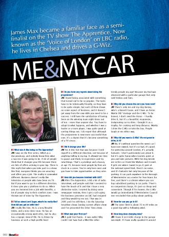 Me & My Car, Diesel Car, May 2011